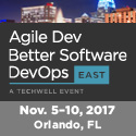 Agile Dev Better Software DevOps East  Nov 5-10  Orlando