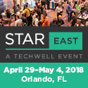 STAReast conference  April 29 - May 4  Orlando