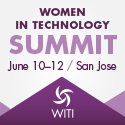 Women in Technology Summit  June 10-12  San Jose