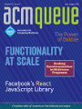 July/August issue of acmqueue