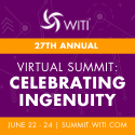 WITi Virtual Summit - Celebrating Integrity | June 22-24 | Virtual